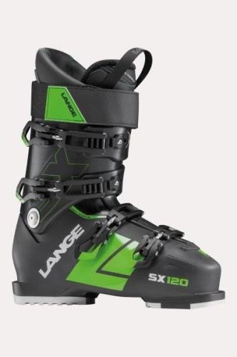 Lange SX120 Skischoen Zwart/Groen